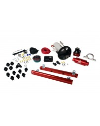 Aeromotive 07-12 Ford Mustang Shelby GT500 16862 A1000 5.4L Rails 16306 PSC and Misc. Fittings
