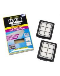 HKS Super Hybrid Filter Nissan No. 5 Nissan R35 GT-R 2012-2020