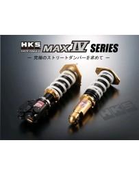HKS Hipermax MAX IV GT Coilovers Nissan Skyline V36 2009-2021