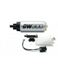 370z DeatschWerks DW300 340 LPH In-Tank Fuel Pump with Install Kit