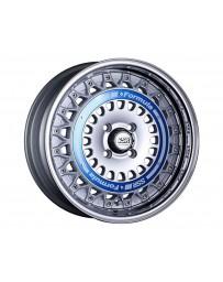 SSR Formula Aero Mesh Wheel 18x11