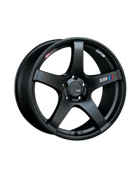 SSR GTV01 Wheel Matte Black 17x7.0 4x100 50mm