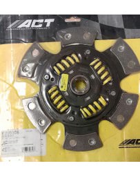 370z ACT 6-Pad Race Sprung Disc