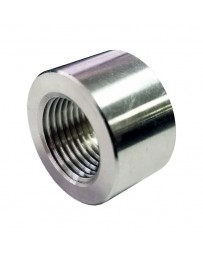 "350z Z33 Torque Solution Weld Bung Female 1/4"" -18NPT (7/8"" O.D) Aluminum"