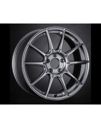 SSR GTX01 Wheel 15x5 4x100 45mm Dark Silver