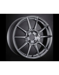 SSR GTX01 Wheel 16x7 5x100 48mm Dark Silver