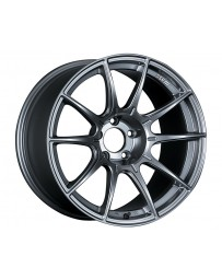 SSR GTX01 Wheel Dark Silver 18x9.5 5x100 45mm
