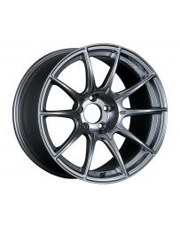 SSR GTX01 Wheel Dark Silver 18x9.5 5x114.3 40mm