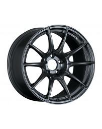 SSR GTX01 Wheel Flat Black 17x8 5x100 45mm