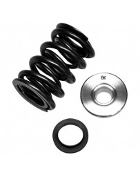EVO 8 & 9 Brian Crower Dual Valve Spring and Titanium Retainer Kit