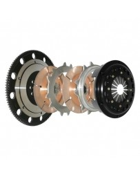 EVO 8 & 9 Competition Clutch Twin Disc Series Complete Clutch Kit