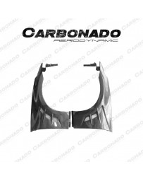Carbonado BSD Style Carbon Fender For Nissan 370Z FRP