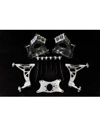FDF RaceShop NISSAN S-CHASSIS, R-CHASSIS, Z32 REAR GRIP KIT - R33