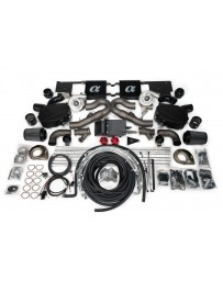 Alpha Performance 2017-2019 Audi R8 Alpha Tuner Turbo Kit (No ECU/TCU Calibration Service/Software)