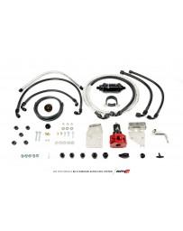 AMS Performance V10 Audi R8 / Lamborghini Huracan / Alpha Fuel System - FPR + Fuel Line Kit