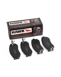 300zx Z32 Hawk Performance HP Plus Brake Pads, Rear - Nissan Skyline 89-94 Non Spec-V R32