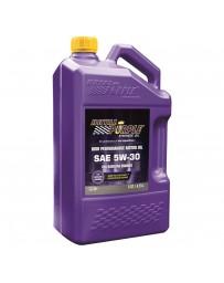 Royal Purple API-Licensed Multi-Grade SAE 5W-30 Synthetic Motor Oil, 5 Quarts