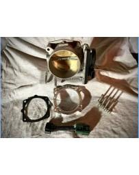 Simplistic Garage Plug and Play 75mm Throttle Body Kit (DE1003) VQ35DE 03-07 G35, 03-06 350z, 06-09 M35, 03-08 Maxima