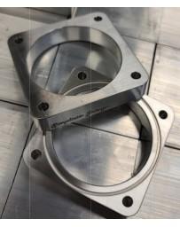 Simplistic Garage Throttle Body Spacers (HR/VHR3001) VQ35HR/VQ37VHR (G35, 350z, Q50, G37, FX37, 370Z, Q50, Q60)