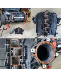 Simplistic Garage TriggaSpec Ported Intake Manifold Set VQ35HR (TS1005) 07-08 G35, 07-08 Nissan 350z, 14-21 Q50, 08-14 G37, 370Z