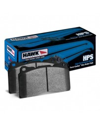 EVO 8 & 9 Hawk High Performance Street Front Brake Pads
