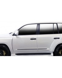 2008-2015 Lexus LX570 Urethane AF-1 Wide Body Door Caps ( PUR-RIM ) - 4 Piece (S)