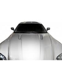 2006-2017 Aston Martin Vantage V8 AF-1 Hood Vents ( GFK ) - 2 Piece