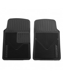 EVO 8 & 9 Husky Liners Heavy Duty 1st Row Floor Mats