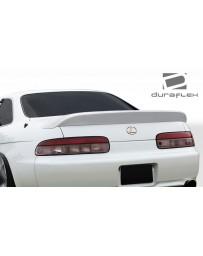 1992-2000 Lexus SC Series SC300 SC400 Duraflex AB-F Wing Trunk Lid Spoiler - 1 Piece