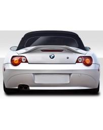 2003-2008 BMW Z4 Duraflex Aero Look Wing Trunk Lid Spoiler - 1 Piece