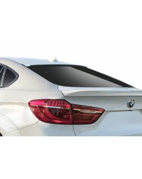 2015-2019 BMW X6 F16 / X6M F86 AF-1 Roof Wing Spoiler ( PU-RIM ) - 1 Piece