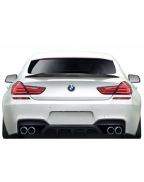 2011-2019 BMW 6 Series M6 F06 F12 F13 Carbon AF-1 Rear Wing Spoiler ( CFP ) - 1 Piece