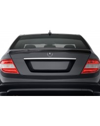 2008-2014 Mercedes C Class W204 Carbon AF-1 Trunk Wing Spoiler ( CFP ) - 1 Piece (S)