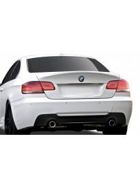 2007-2013 BMW 3 Series E92 2dr AF-1 Trunk Spoiler ( GFK ) - 1 Piece