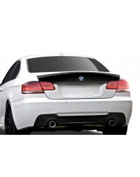 2007-2013 BMW 3 Series E92 2dr Carbon AF-1 Trunk Spoiler ( CFP ) - 1 Piece