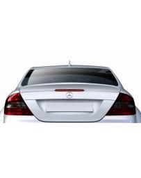 2003-2009 Mercedes CLK W209 AF-1 Trunk Spoiler ( GFK ) - 1 Piece
