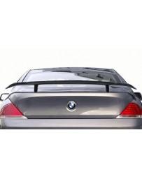 2004-2010 BMW 6 Series E63 E64 2DR Carbon AF-2 Trunk Spoiler ( CFP ) - 1 Piece (S)