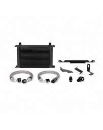 EVO 8 & 9 Mishimoto Black Aluminum Oil Cooler Kit