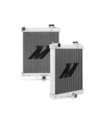 EVO 8 & 9 Mishimoto Half-Size Performance Aluminum Radiator