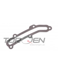 370z Nissan OEM Rear Timing Cover Oil Gallery Gasket, Lower Small