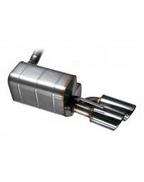 QuickSilver Allard P1 - Stainless Steel Exhaust (1949-52)