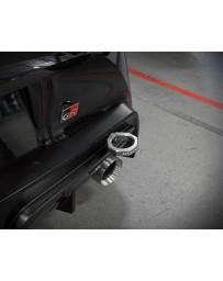 Toyota Supra GR A90 MK5 aFe Control Rear Tow Hook Gray