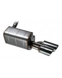 QuickSilver Facel Vega Facel II - Stainless Steel Exhaust (1961-63)