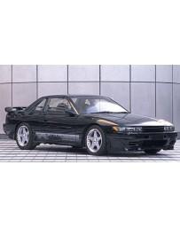 VeilSide 1989-1994 Nissan S13 JDM Silvia Coupe Convertible E-I Model Front Half Spoiler (FRP)