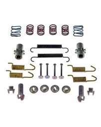 EVO 8 & 9 Centric Rear Parking Brake Hardware Kit