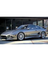 VeilSide 1991-1999 Toyota MR2 SW20 C-I Model Front Bumper Spoiler (FRP)
