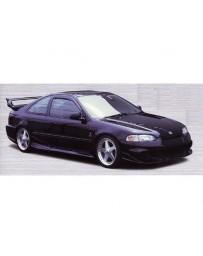 VeilSide 1992-1995 Honda Civic Coupe EJ1 EC-1 Model Complete Kit (FRP)