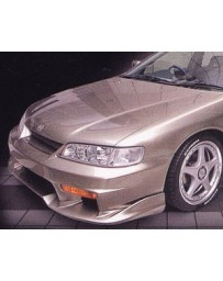 VeilSide 1994-1997 Honda Accord 4Cly. CE1 EC-1 Model Front Grill (FRP)