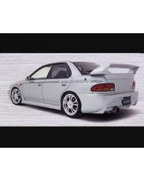 VeilSide 1993-2001 Subaru Impreza GC8 C-I Model Rear Bumper Spoiler (FRP)