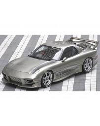 VeilSide 1993-2002 Mazda RX7 FD3S C-I Model Front Bumper Spoiler (FRP)